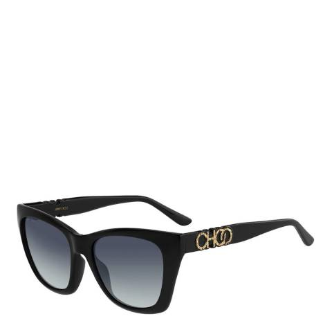 Jimmy Choo Women's Black Jimmy Choo Sunglasses 55mm