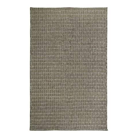 Rug Republic Iv/Chocolate Nordic Wool Rug, 230x160cm