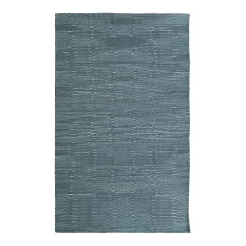 Rug Republic Blue Nordic Wool Rug, 230x160cm