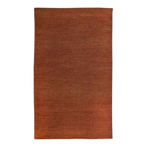 Rug Republic Red Nordic Wool Rug, 230x160cm