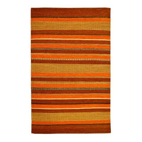 Rug Republic Rust Nordic Wool Rug, 240x170cm