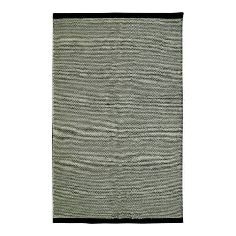 Rug Republic Ivory/Black Nordic Wool Rug, 230x160cm