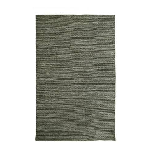 Rug Republic Light Grey  Nordic Wool Rug, 230x160cm