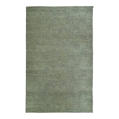 Rug Republic Grey Nordic Wool Rug, 230x160cm