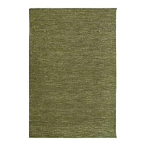Rug Republic Green/Grey Nordic Wool Rug, 183x122cm