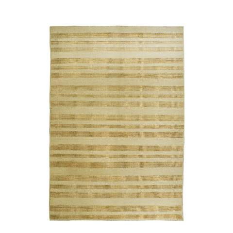 Rug Republic Ivory/Beige Nordic Wool Rug, 183x122cm
