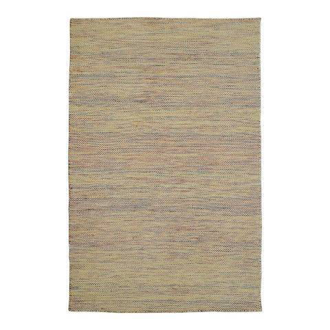 Rug Republic Red Nordic Wool Rug, 183x122cm