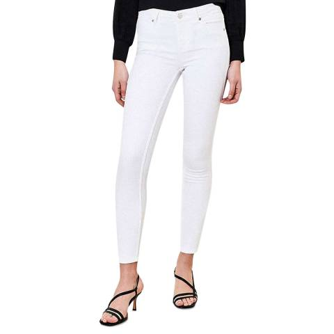 Oasis White Jade Skinny Jeans