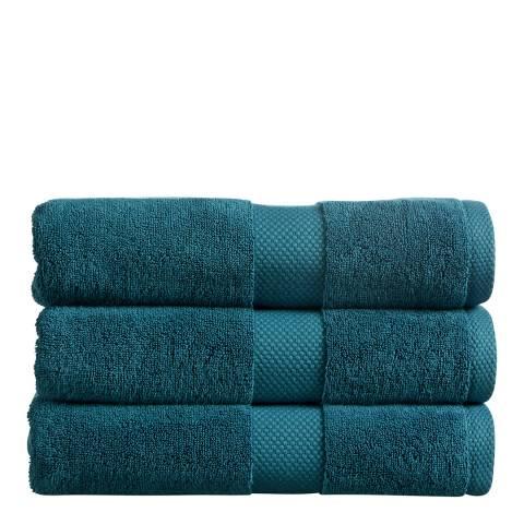 Christy Newton Bath Towel, Teal