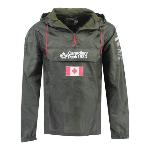 Canadian Peak Khaki Butneak Jacket