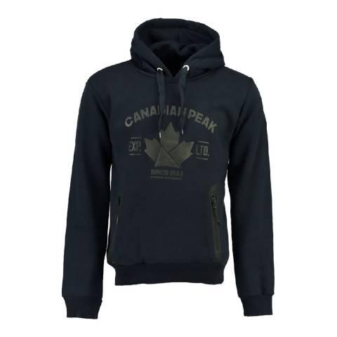 Canadian Peak Navy Flipp Jacket