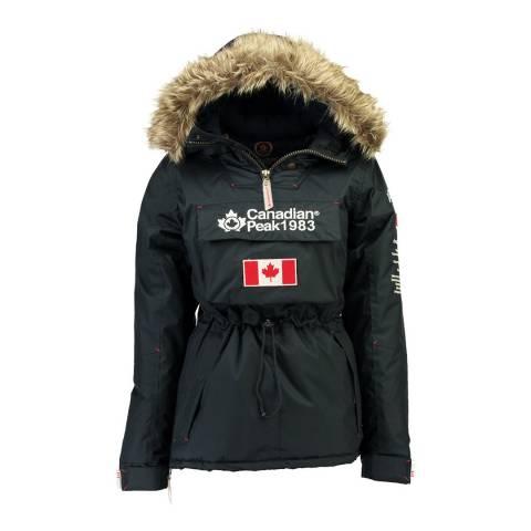 Canadian Peak Navy Banapeak Hoodie Jacket