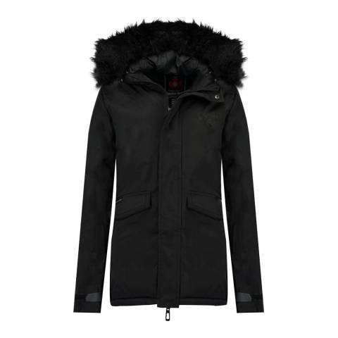 Canadian Peak Black Adaneaka Jacket