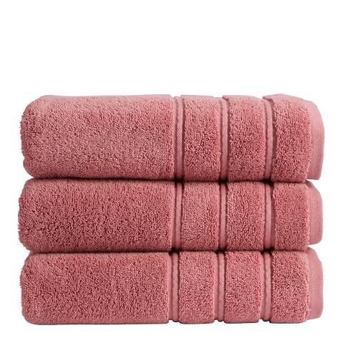 Christy Antalya Bath Sheet, Rose Pink