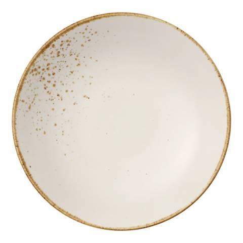 Villeroy & Boch Set of 12 White Stoneware Side Plates