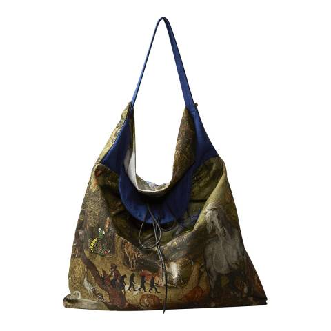 Vivienne Westwood Paradise Andy Gipsy Bag