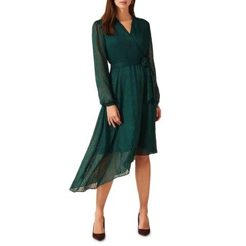 Phase Eight Green Jenifer Dress