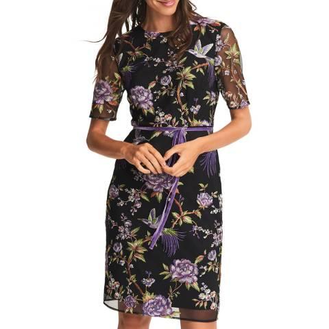 Phase Eight Purple Farryn Dress