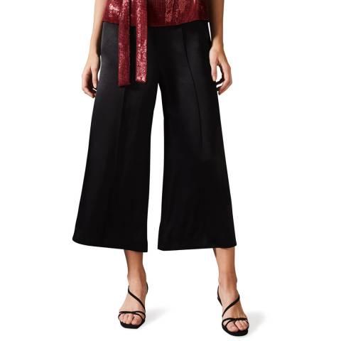 Phase Eight Black Lenka Stain Trousers