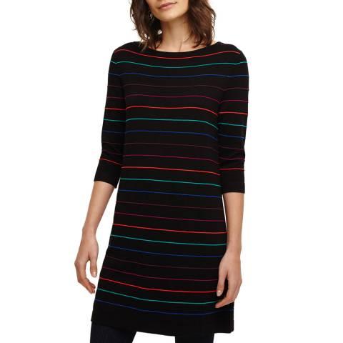 Phase Eight Multi Stripe Sophia Dress