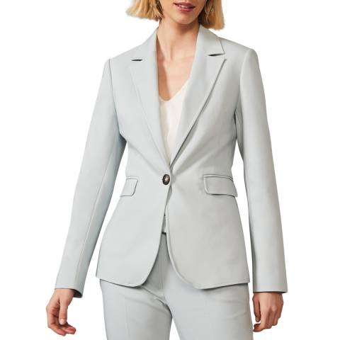 Phase Eight Blue Ulrica Seamed Jacket