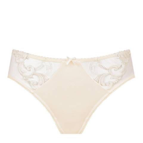 Vena Lingerie Ecru Full Brief