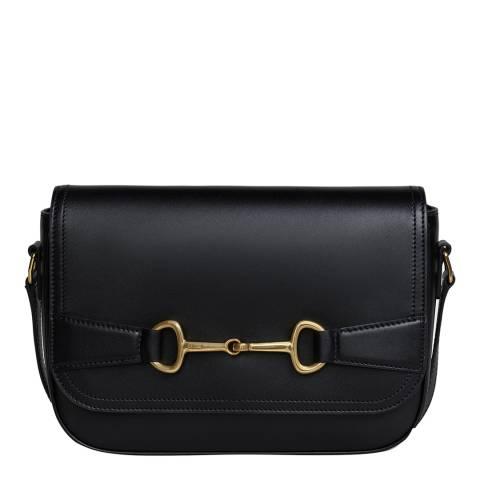 Celine Black Medium Crecy Bag