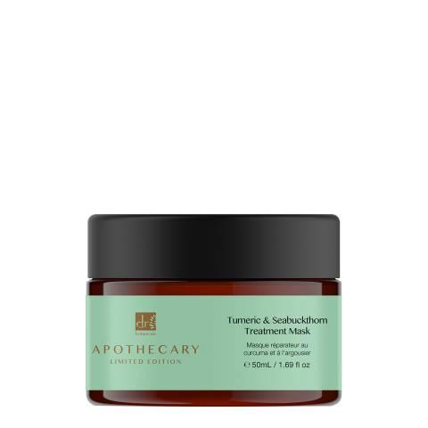 Dr. Botanicals Turmeric & Seabuckthorn Treatment Mask