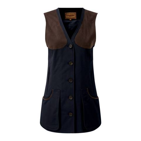 Schöffel Navy Ladies All Seasons Shooting Vest