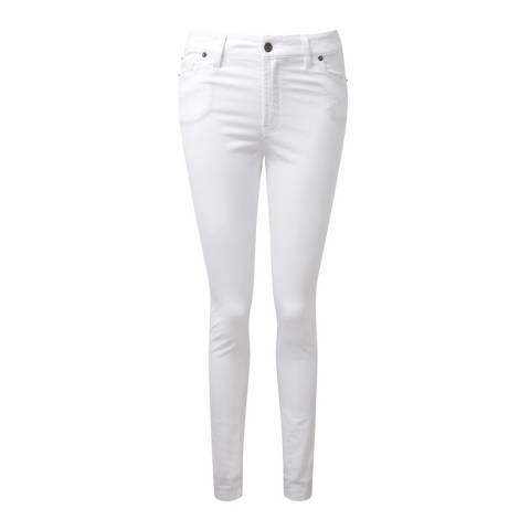 Schöffel Women's White Cheltenham Jean