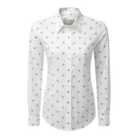 Schöffel Fig Bluebell Norfolk Shirt