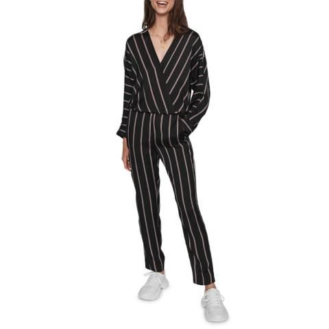 MAJE Black Pandomi Jumpsuit