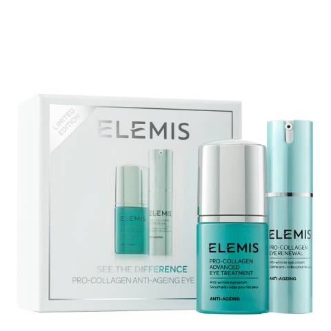 Elemis See The Difference Eye Duo WORTH £115