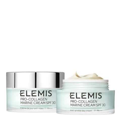 Elemis Pro-Collagen Marine Cream SPF30 50ml DUO