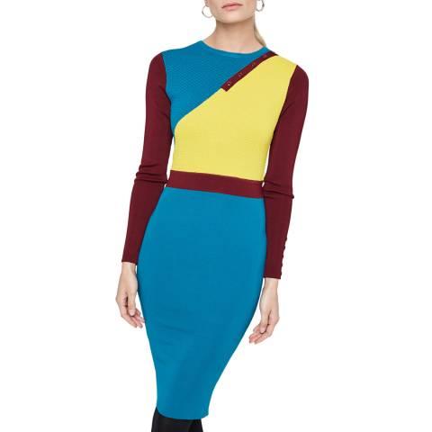 Damsel In A Dress Multi Cliona Knit Dress