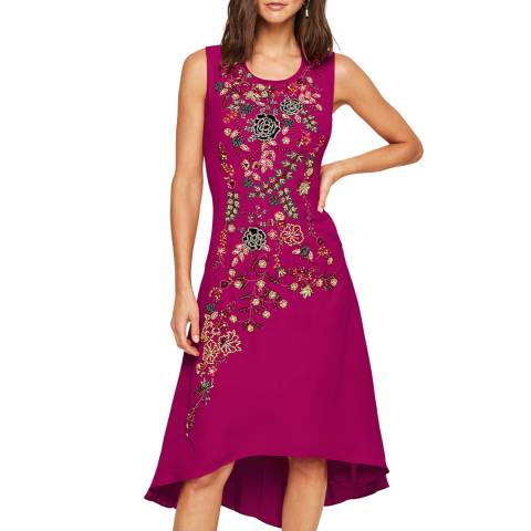 Damsel In A Dress Multi Cossima Beaded Dress