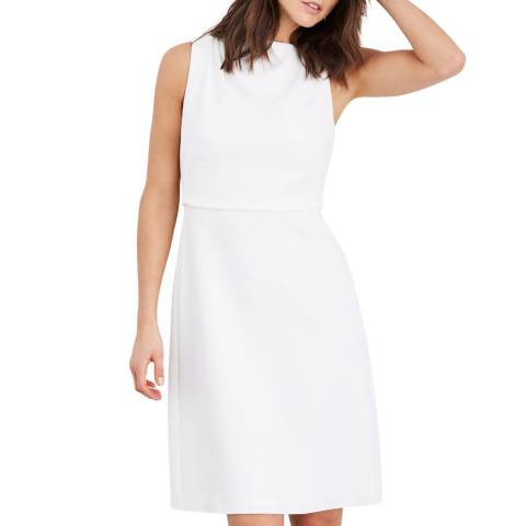 Damsel In A Dress White Jovie Shift Dress