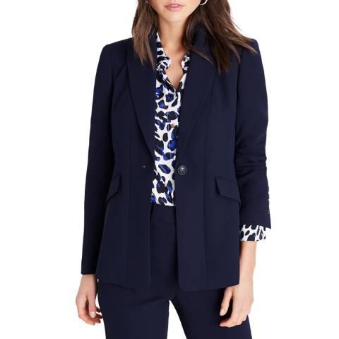 Damsel In A Dress Navy Lydia City Jacket