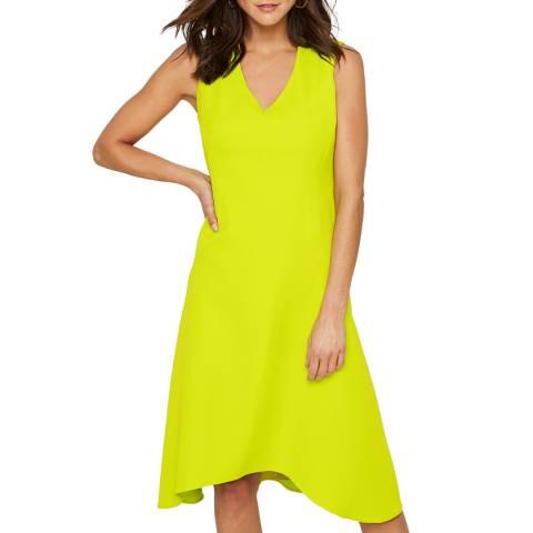 Damsel In A Dress Green Camilla V Neck Dress