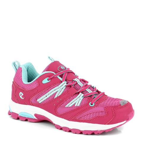 Kimberfeel Pink Barte Hiking Trainers