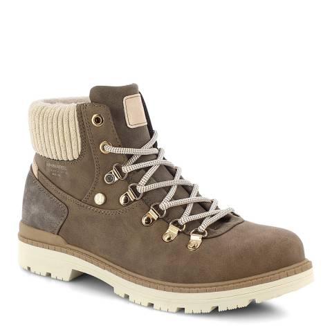 Kimberfeel Brown Lindsay Short Boots