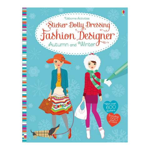 Usborne Books Fashion Designer Autumn & Winter Collection