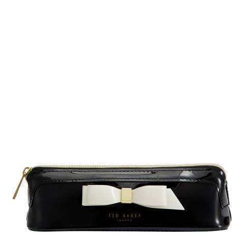 Ted Baker Black Casella Bow Case