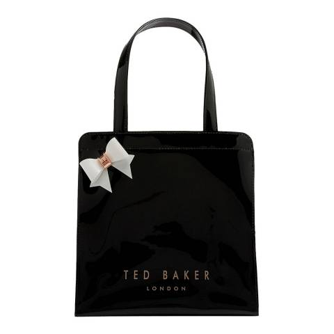 Ted Baker Black Cleocon Small Icon Bag