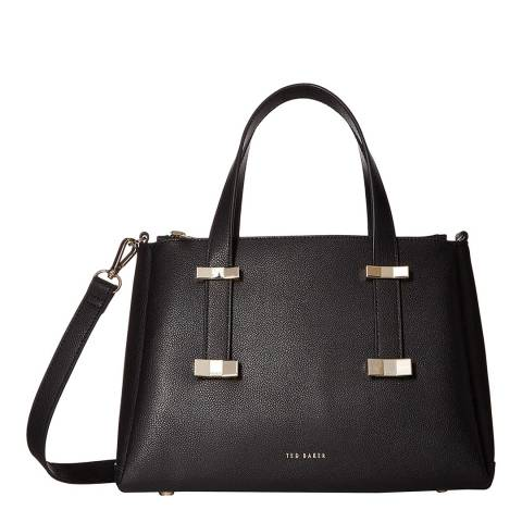 Ted Baker Black Julieet Small Tote
