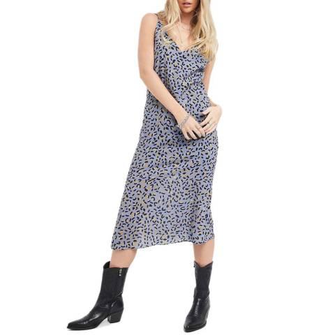 Bolongaro Trevor Multi Macey Slip Dress