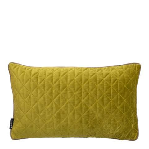 Riva Home Quartz 30x50cm Cushion, Moss/Taupe