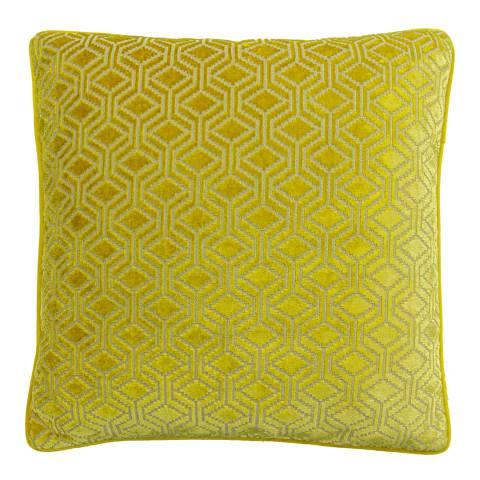 Riva Home Avenue 45x45cm Cushion Ochre