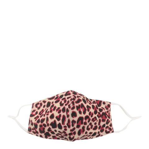 JayLey Collection Animal Print Cotton Face Mask