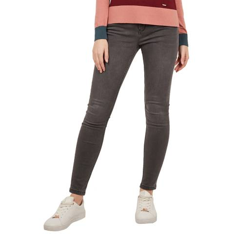 Ted Baker Grey Greysa Denim Skinny Jeans